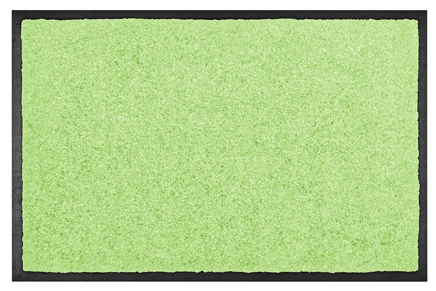 schmutzfangmatte blassgruen logomatten und teppiche drucken in bester qualit t. Black Bedroom Furniture Sets. Home Design Ideas